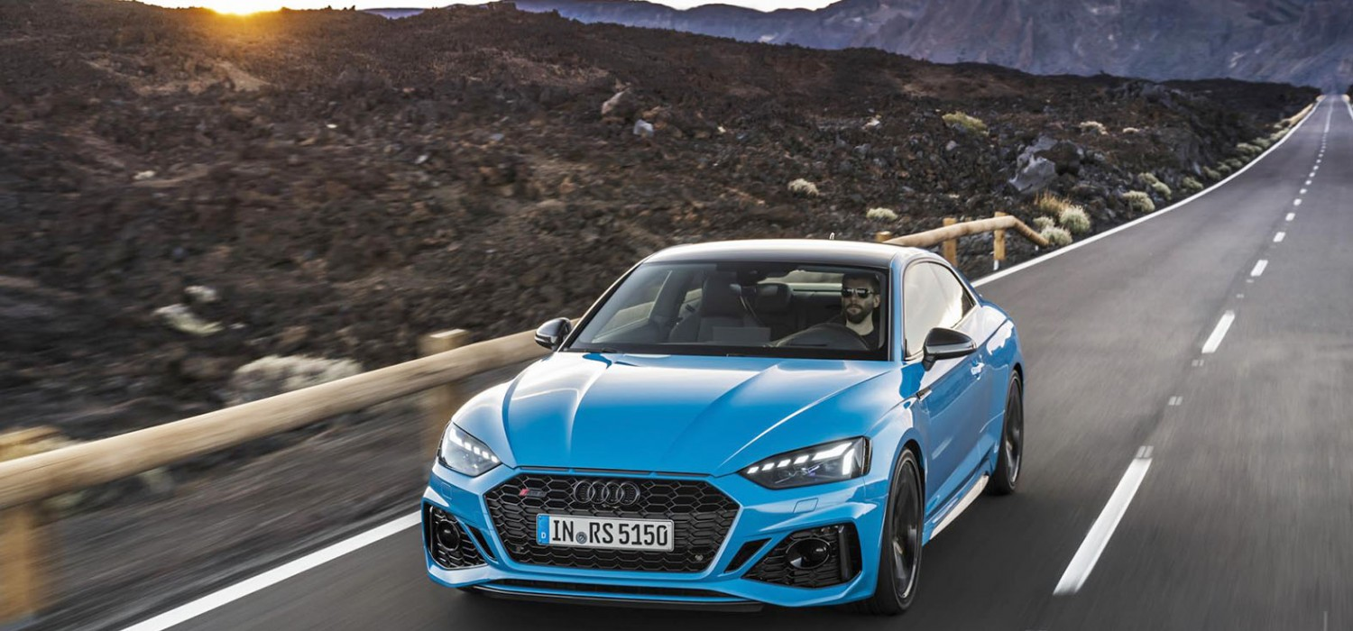 Facelift for Audi RS 5