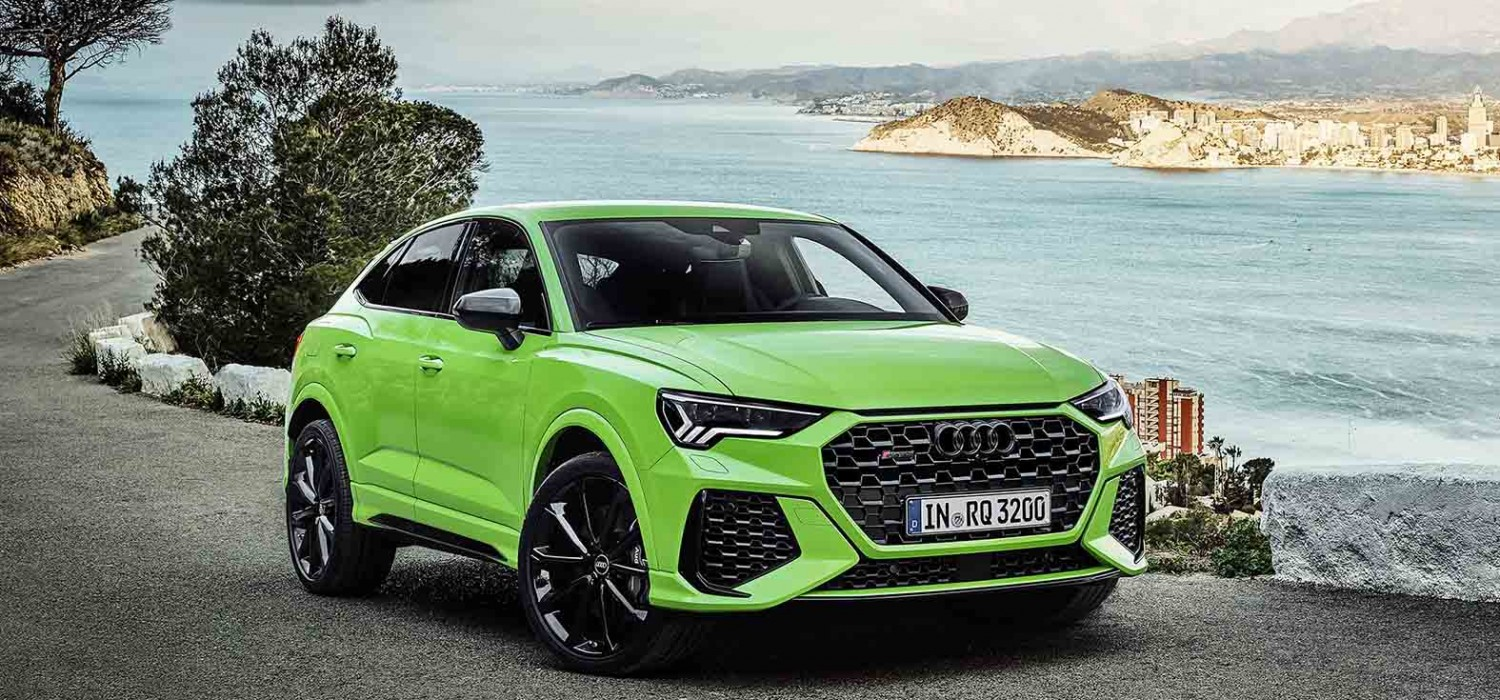 Power boost for Audi's new RS Q3