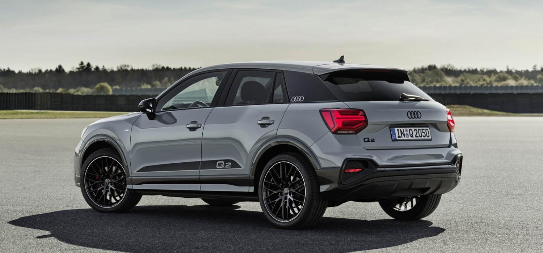 Audi unveils sharper Q2