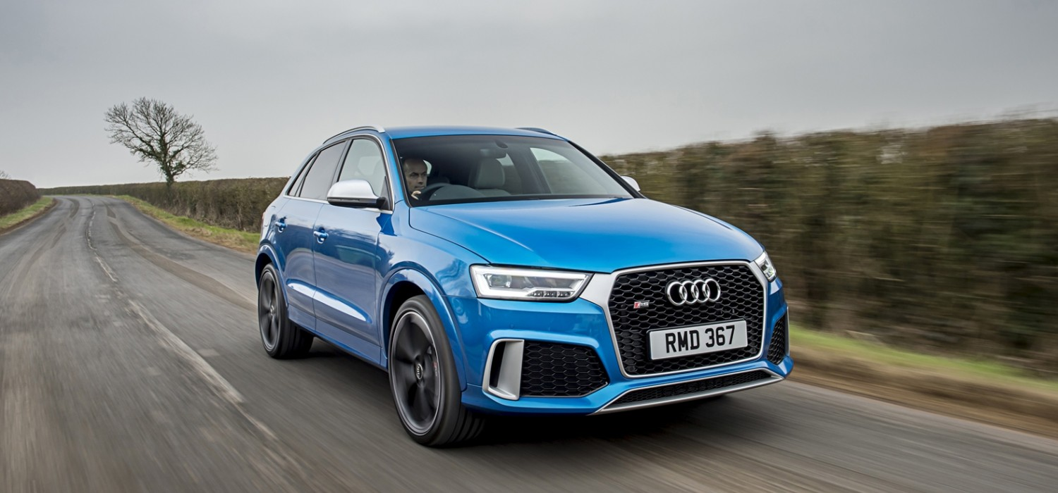 Audi RS Q3 Performance - First Drive
