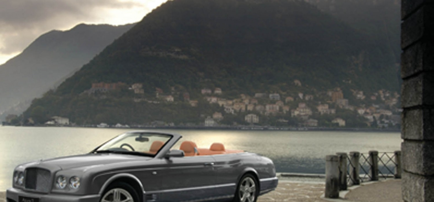 Bentley Azure T convertible