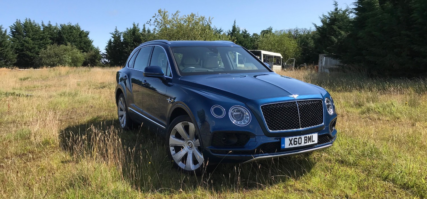 Bentley Bentayga Centenary Edition