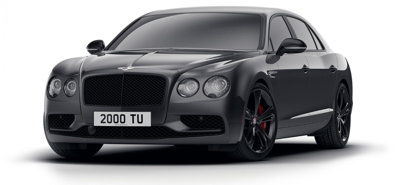 Dark side of Bentley