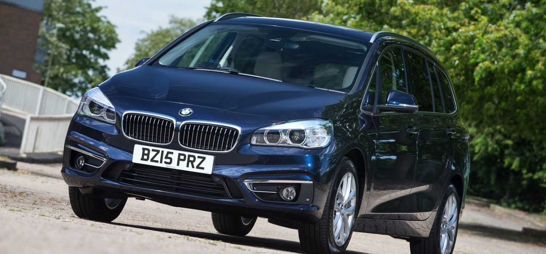 BMW 2 Series Gran Tourer 2015 - First Drive