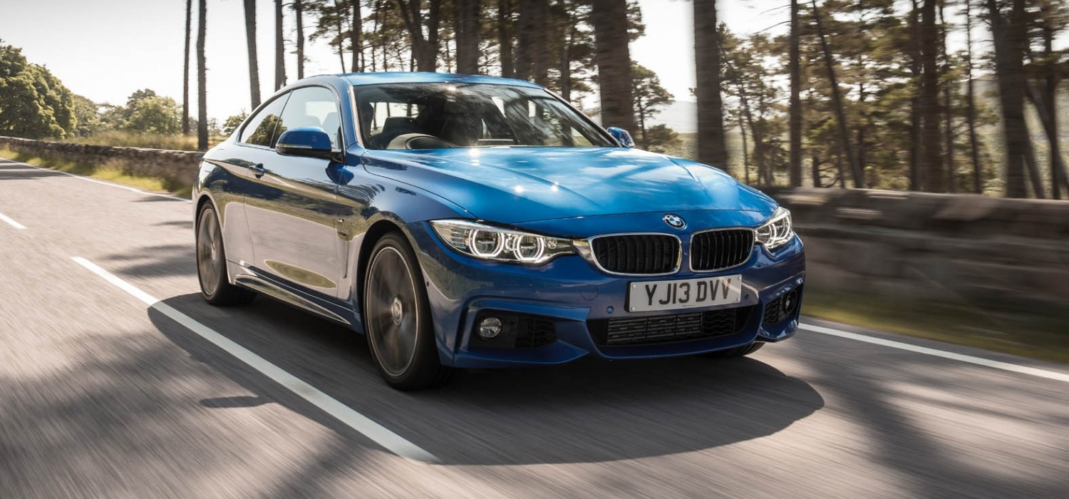 Scintillating new BMW coupe