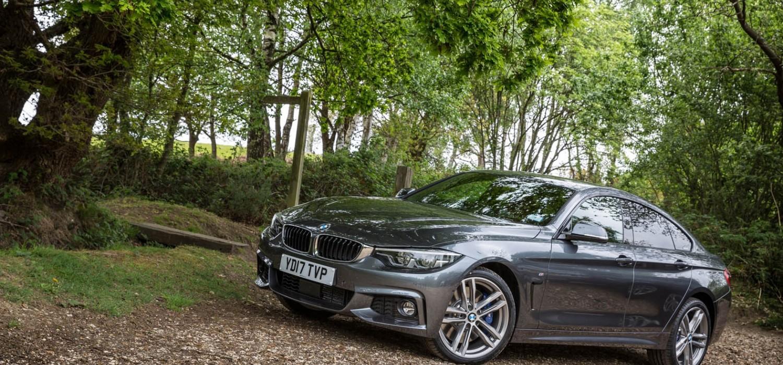 BMW 435d Gran Coupe xDrive M Sport
