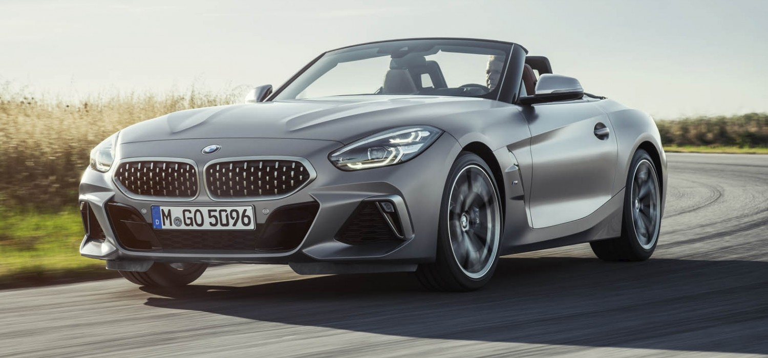 New Z4 has sporty intent