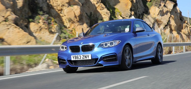 BMW 225d Coupe 2.0 M Sport