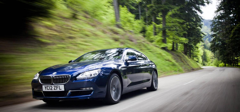 BMW Gran Coupe 640d M Sport