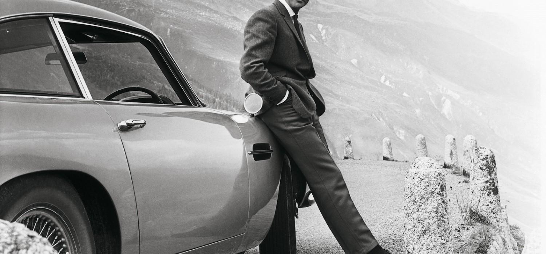 Bond's DB5 is back - at £2.75 million