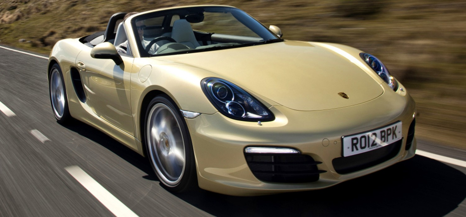 Porsche Boxster - Used Car Review
