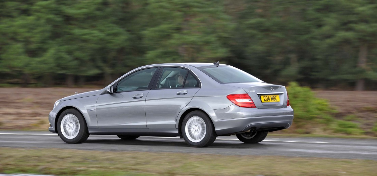 Mercedes-Benz C220 CDI BlueEFFICIENCY Saloon Sport