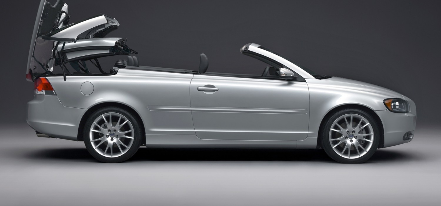 Volvo C70 - Used Car Review