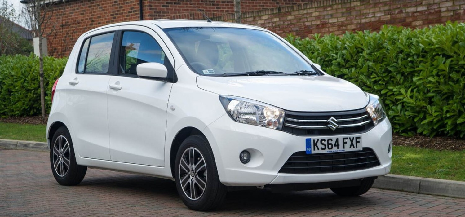 Suzuki Celerio a city car with big ideas
