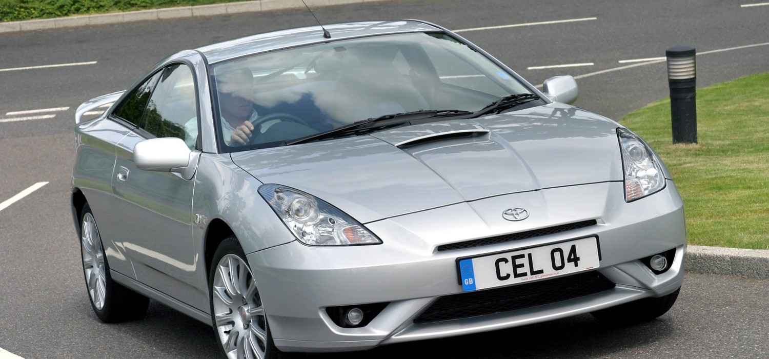 Sleek Celica reliable and fun