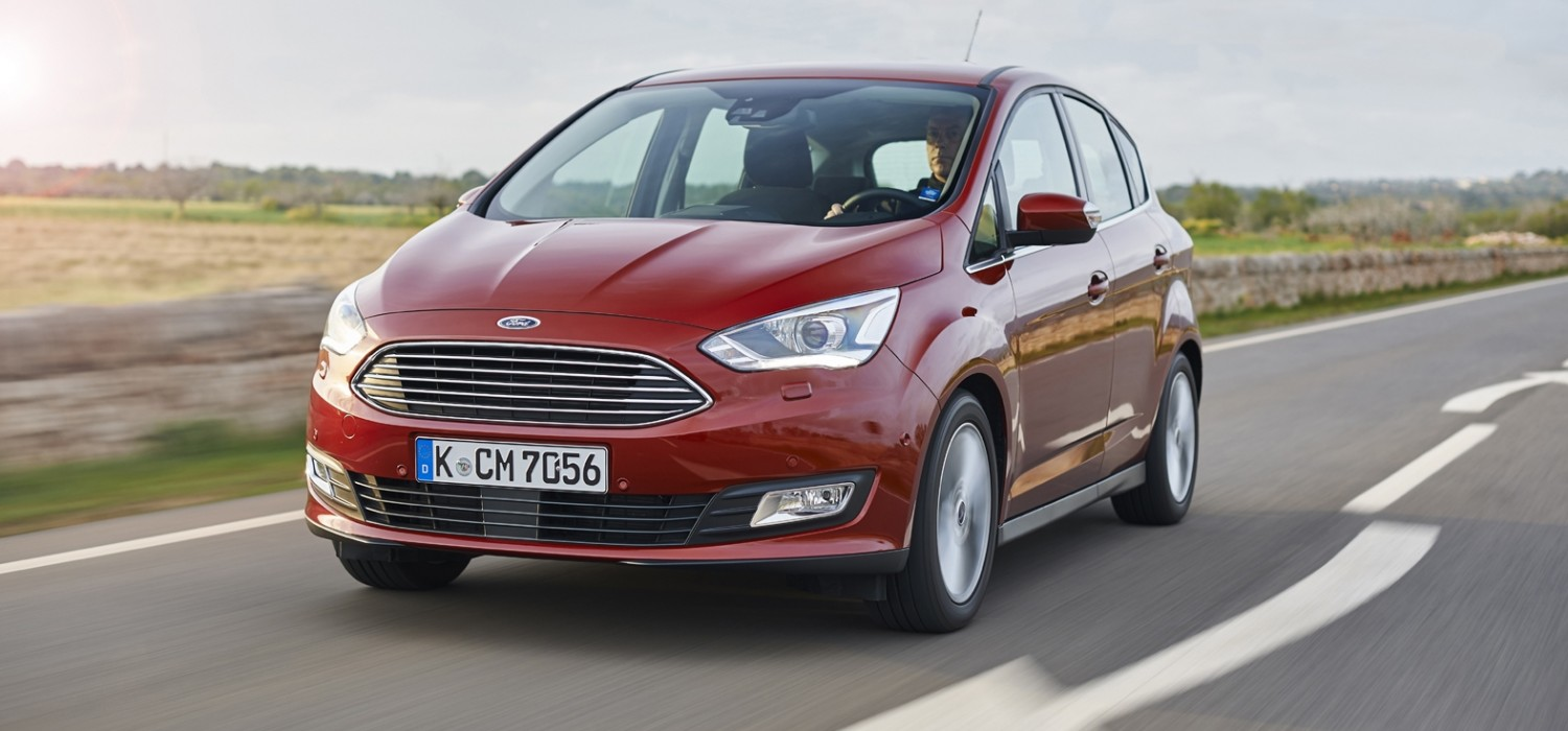 Ford C-MAX freshens up for 2015