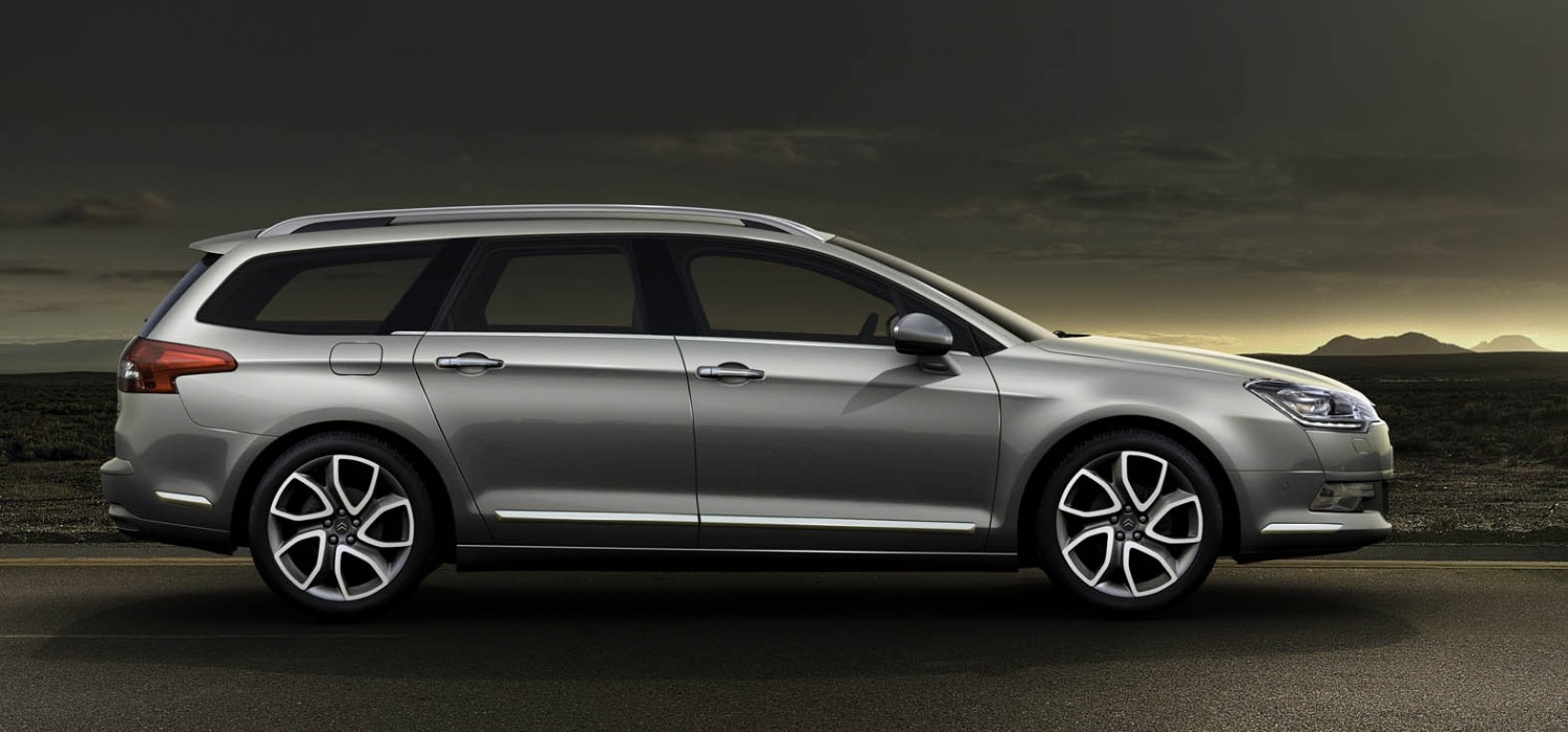 Citroen C5 Tourer Exclusive Techno Pack HDi 160