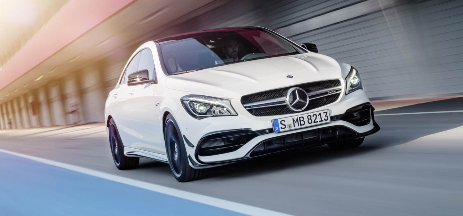 Mercedes-Benz CLA gets added style