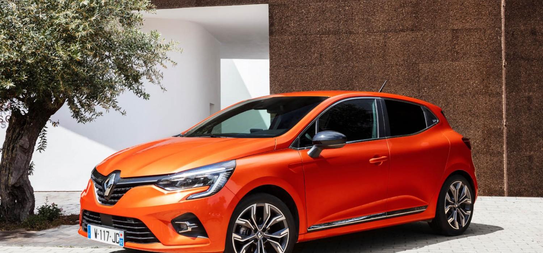 Renault makes new Clio so oh la la