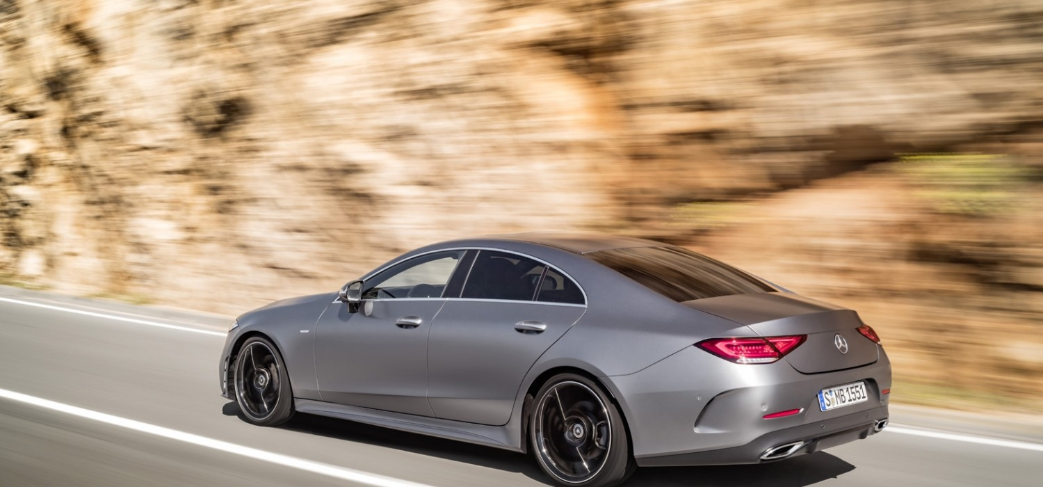 Prices announced for latest CLS Mercedes