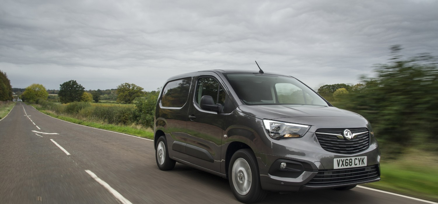 Vauxhall Combo a van for British business