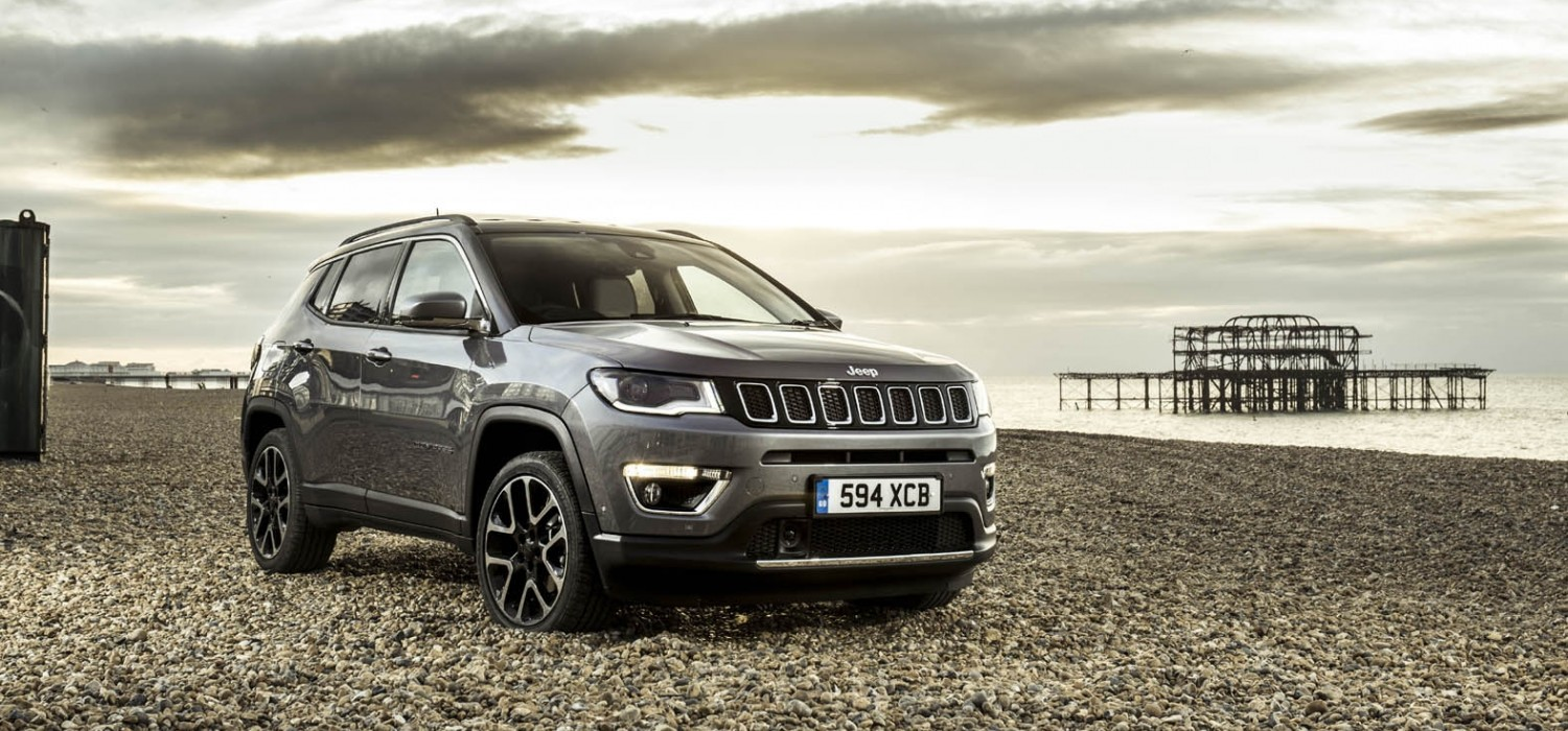 New Compass critical for Jeep