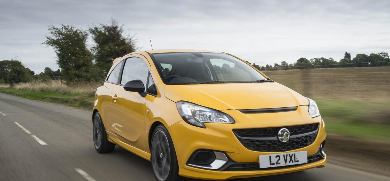 Vauxhall blasts back with Corsa GSi
