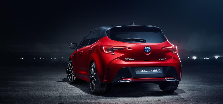 Toyota brings back Corolla