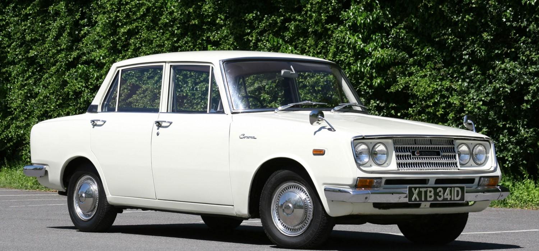 Britain's Japanese motoring pioneer