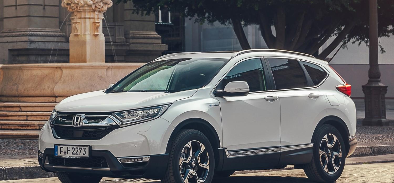 Fifty-plus for new Honda CR-V