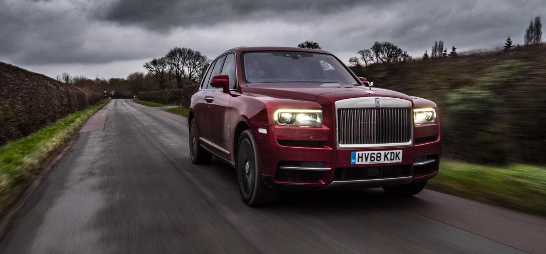 Rolls-Royce Cullinan the gem of SUVs