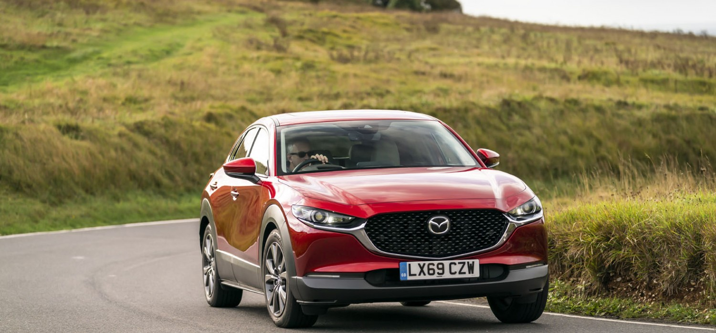 Handsome newcomer plugs Mazda gap