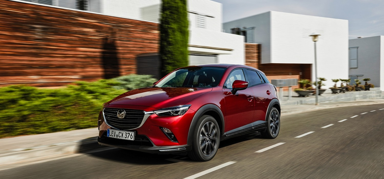 Mazda's mighty mini crossover