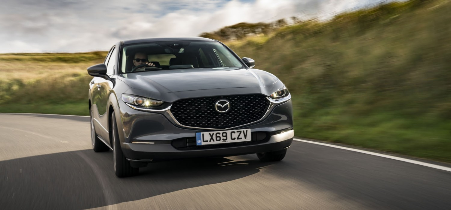 Mazda plans big with CX-30