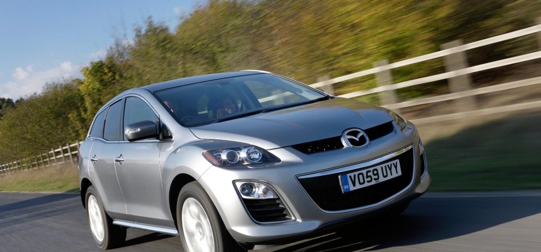 Big Mazda with attitude