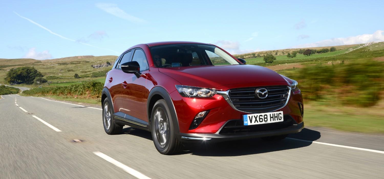 Mazda raises bar with new CX-3