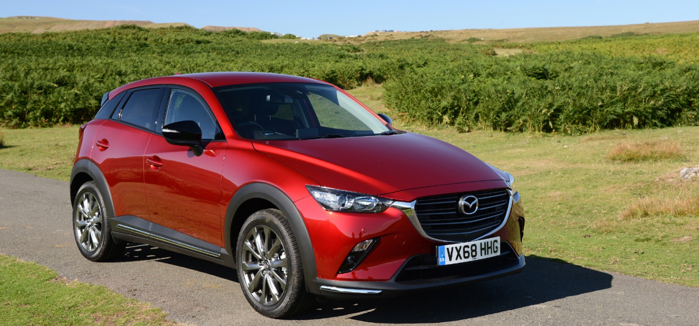 Mazda CX-3 GT Sport Nav+
