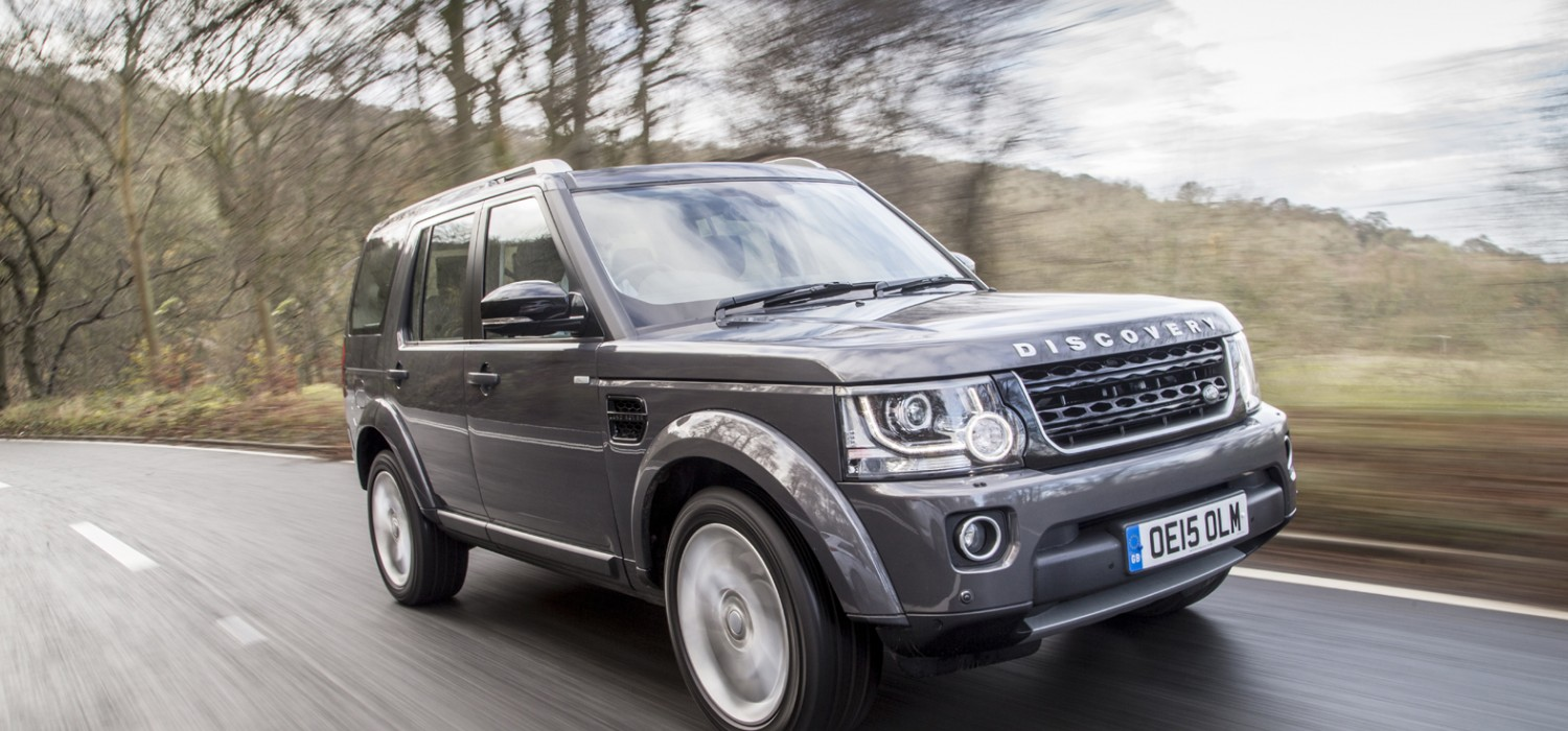 Land Rover Discovery Landmark - Review