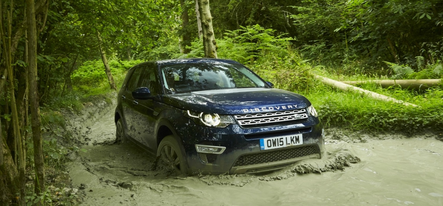 Land Rover Discovery Sport TD4 HSE auto