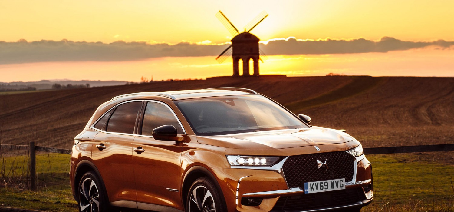 DS 7 Crossback Prestige PT225 EAT8