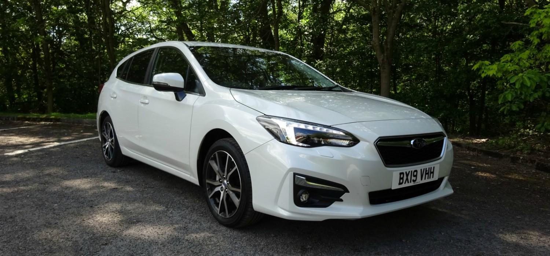 Subaru Impreza 2.0i SE Lineartronic