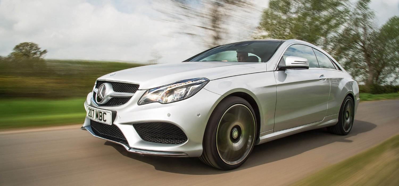 Mercedes-Benz E350 Coupe Sport