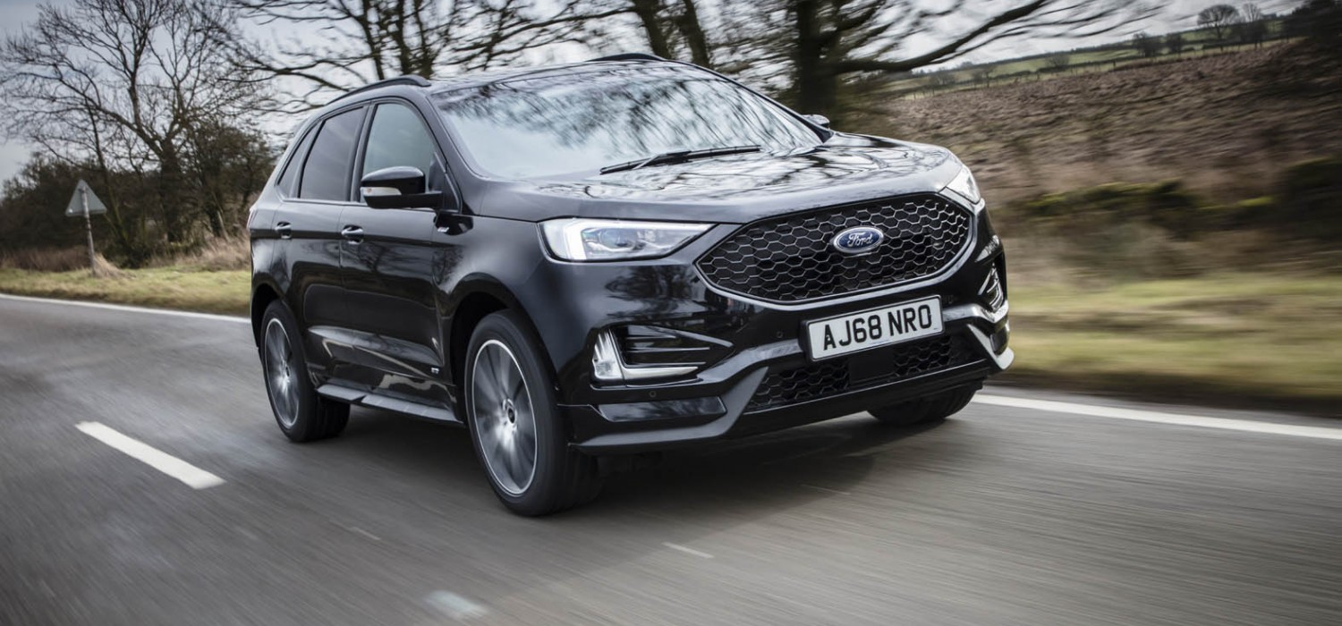 Ford's new Edge 4x4