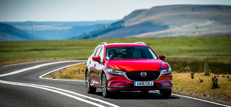 New posh GT grade for Mazda6