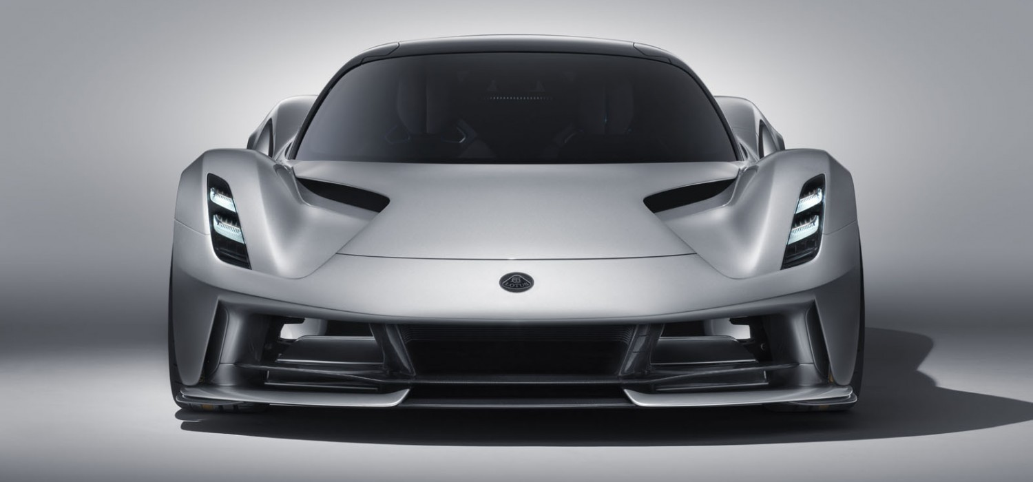 Electric Lotus Evija is world's most powerful car