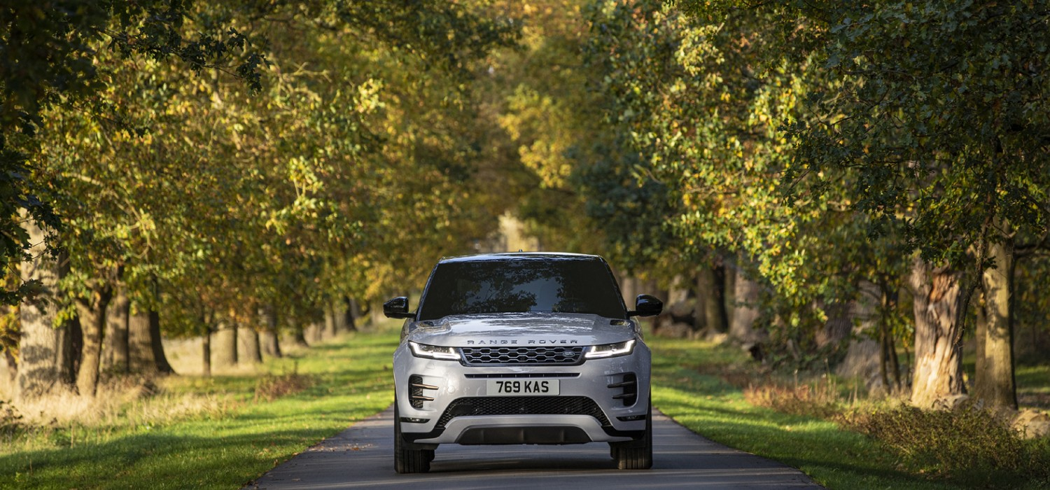 Electric times for Range Rover Evoque