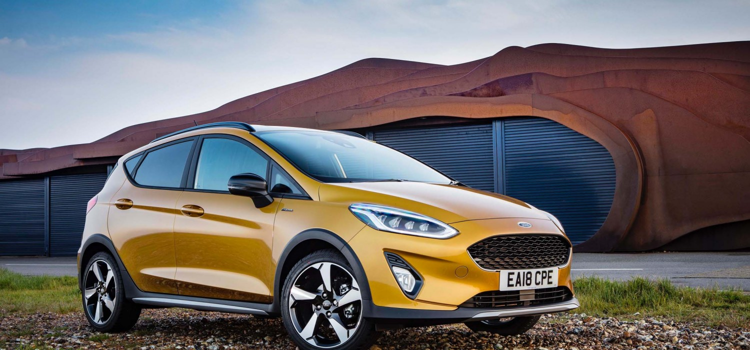 Ford Fiesta Active Edition 1.0T Ecoboost