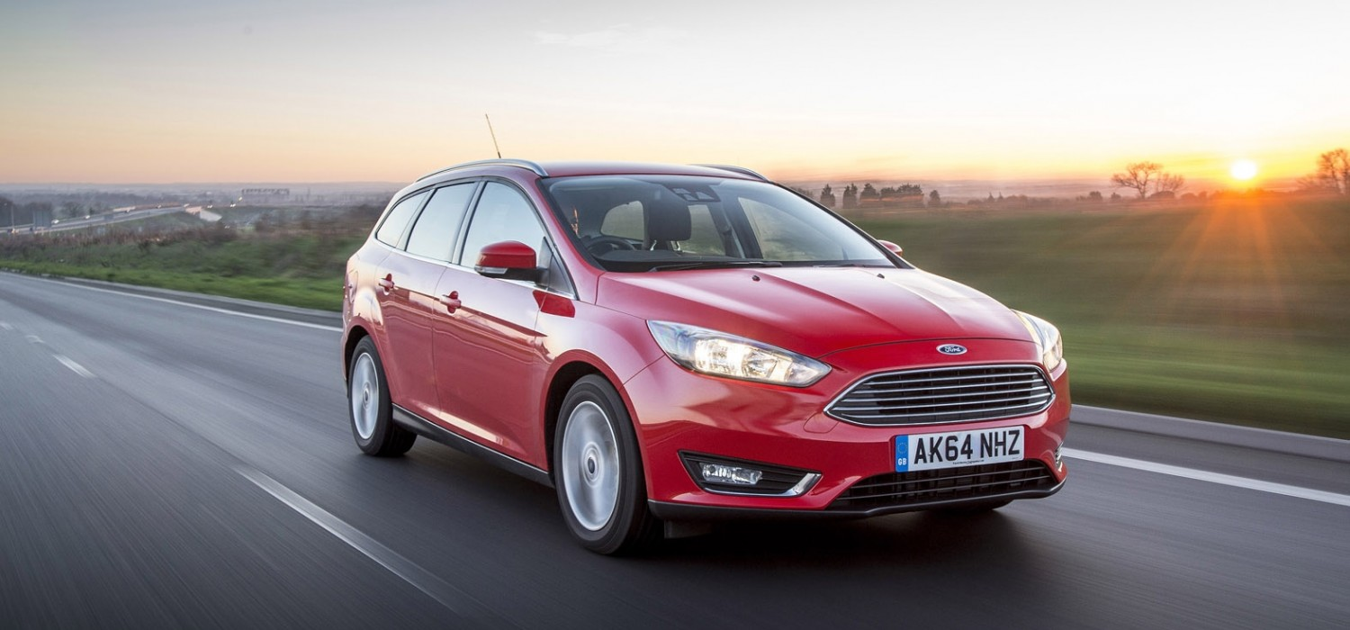 Ford Focus Titanium X 2.0 TDCI Estate