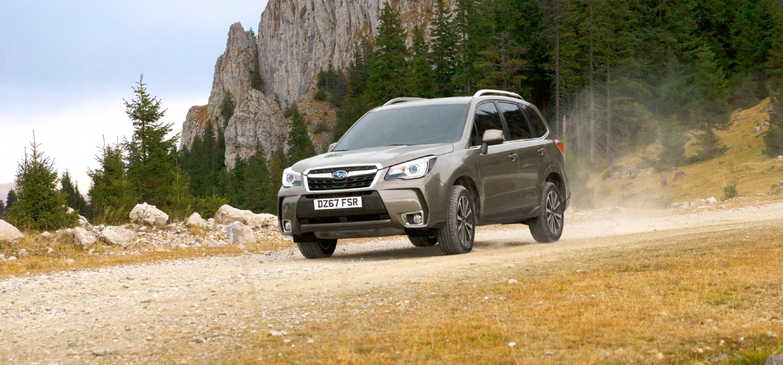Subaru Forester XE Premium Lineatronic