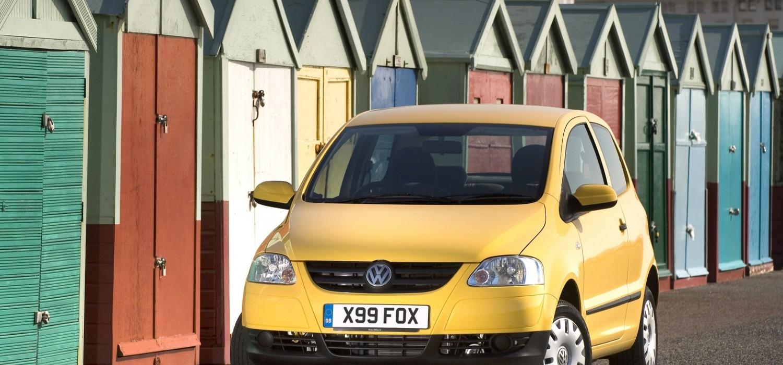 VW Urban Fox 1.2